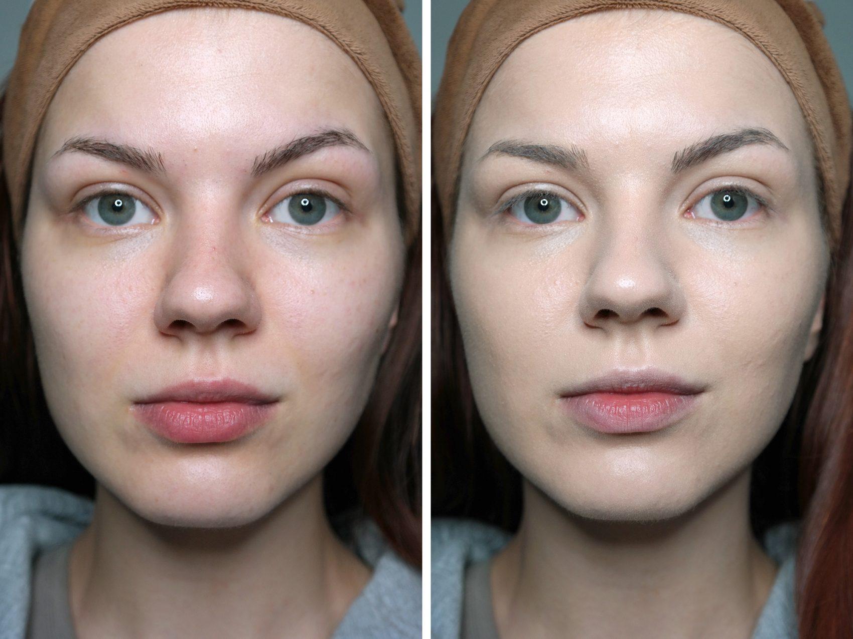 MAKETHEMAKE Bakuchiol Second Skin Foundation