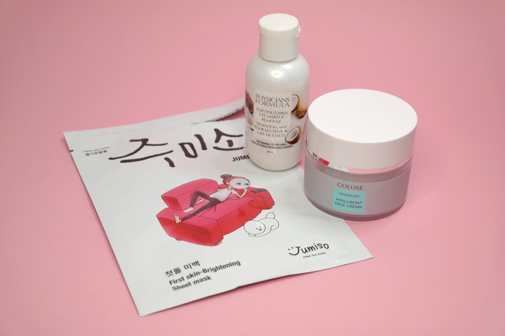 kosmetiikka ihonhoito