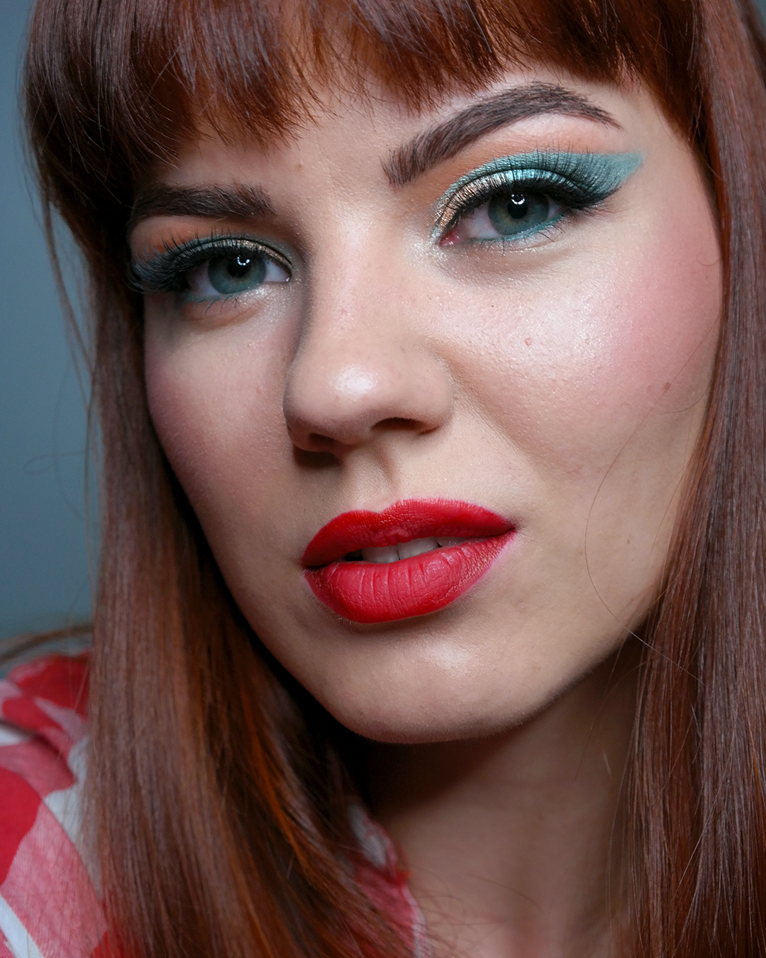 Eye makeup with Urban Decay Naked Wild West