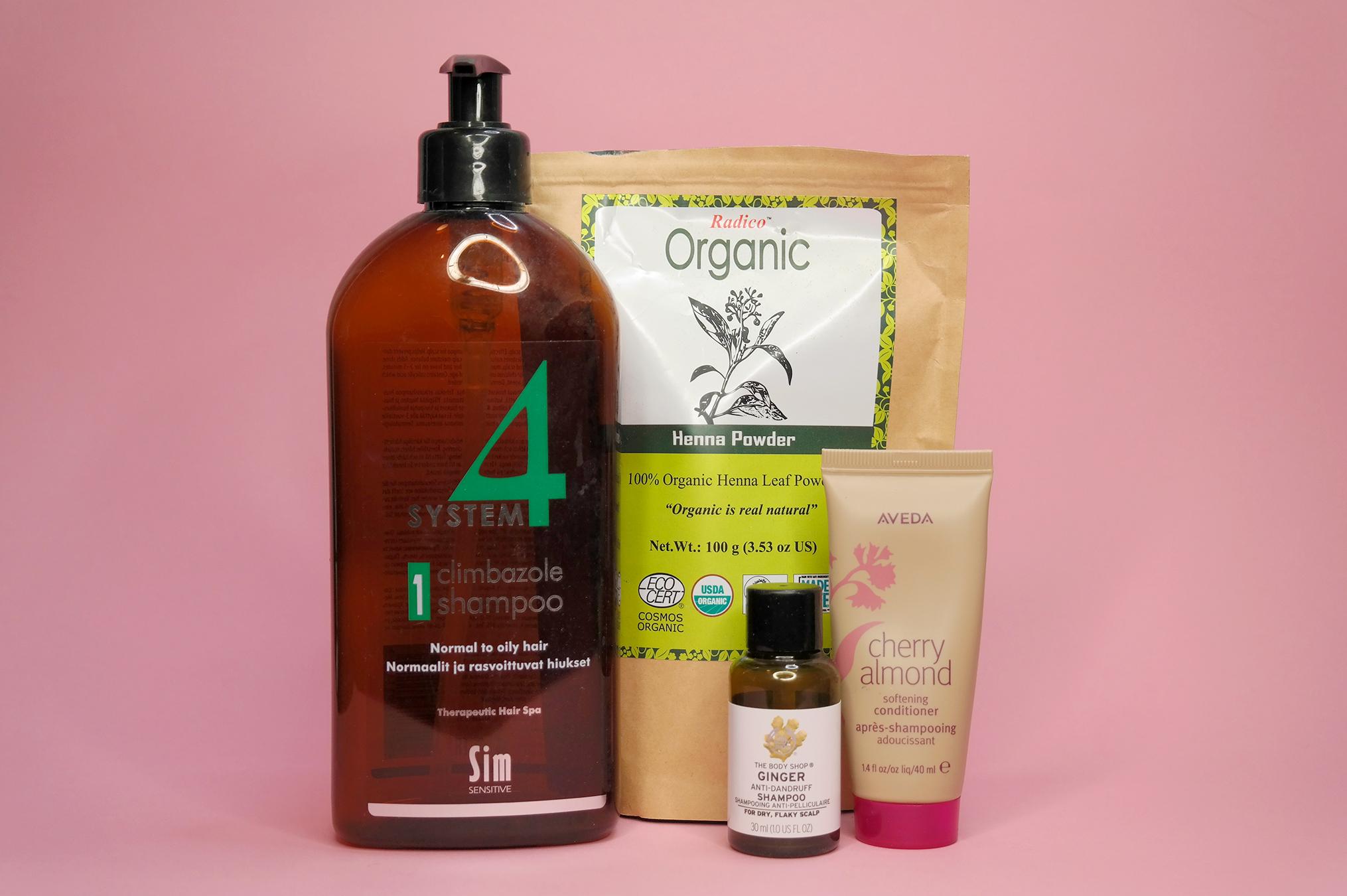 TBS Inkivääri shampoo