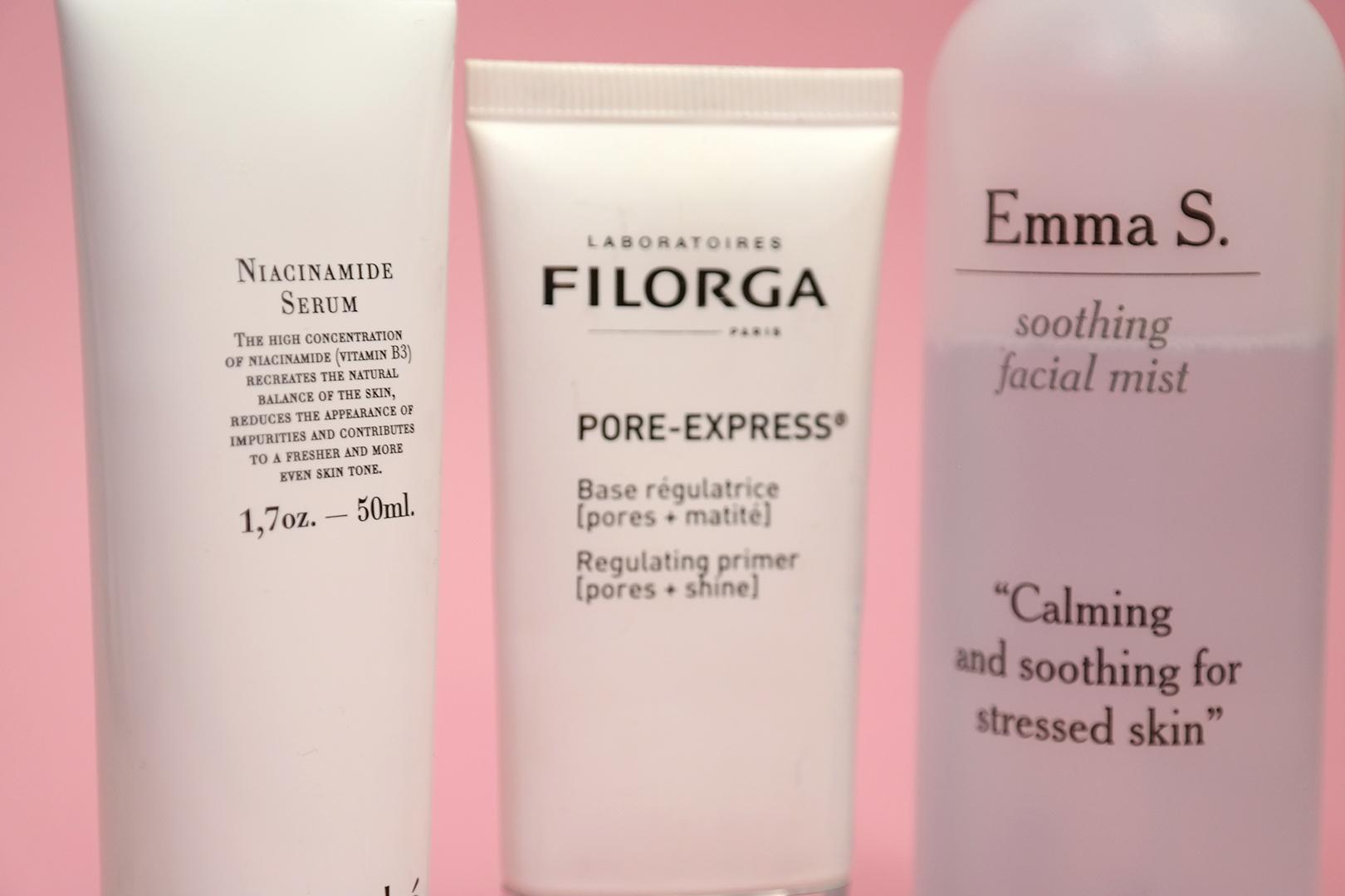 niasiiniamidi ihonhoidossa