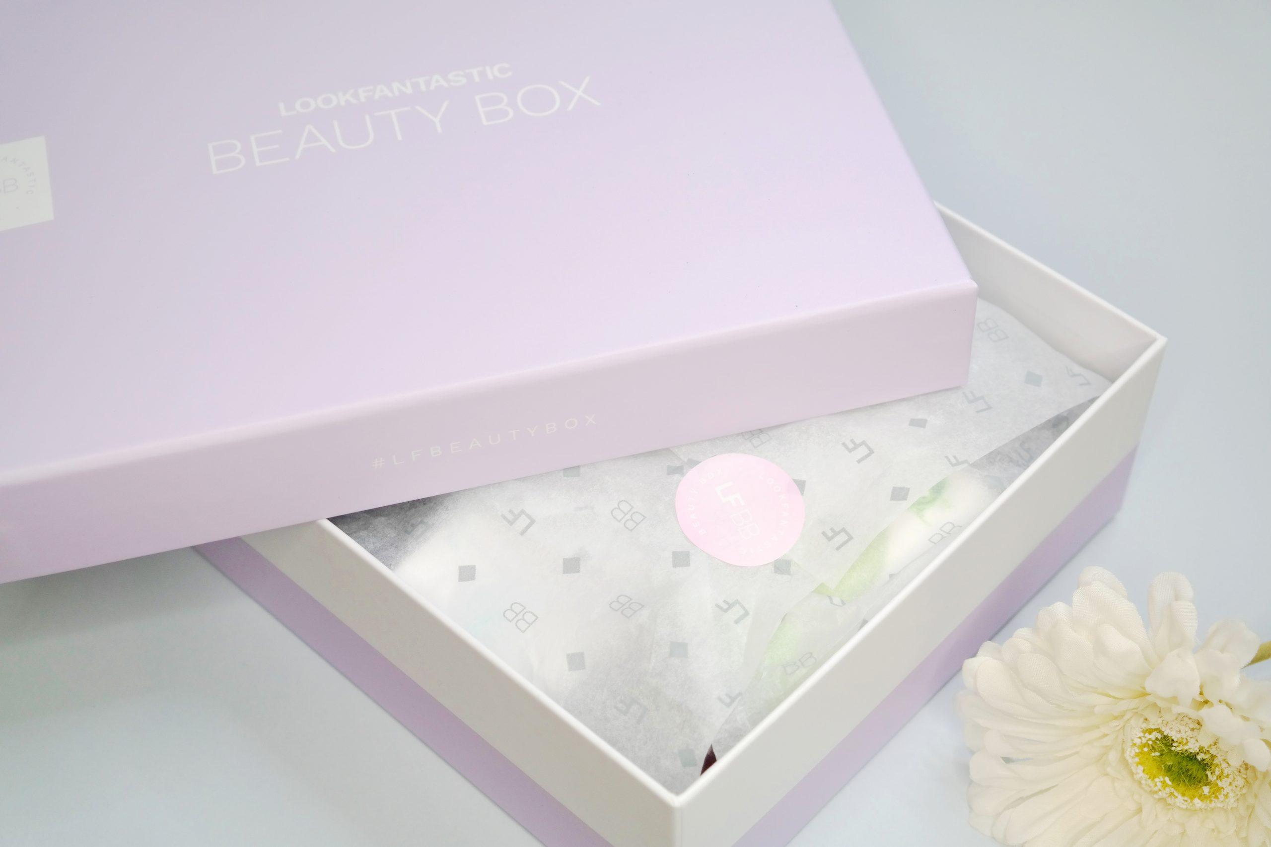 Lookfantastic Beauty Box Tammikuu
