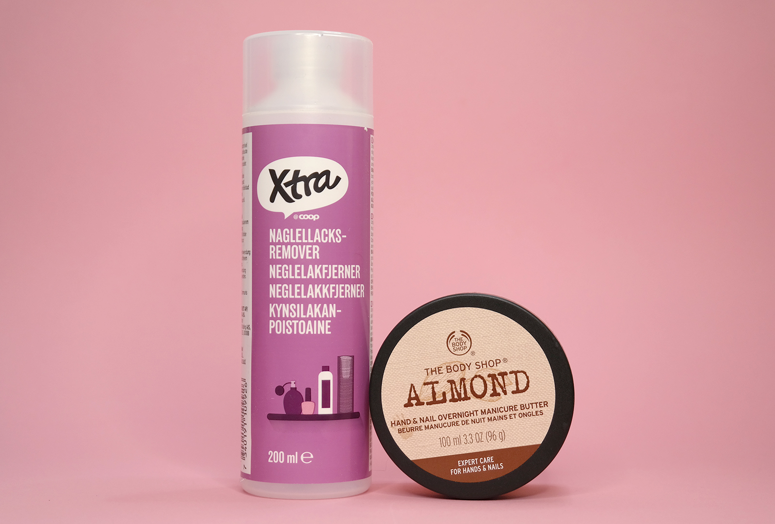 The Body Shop Almond Overnight käsivoide kokemuksia