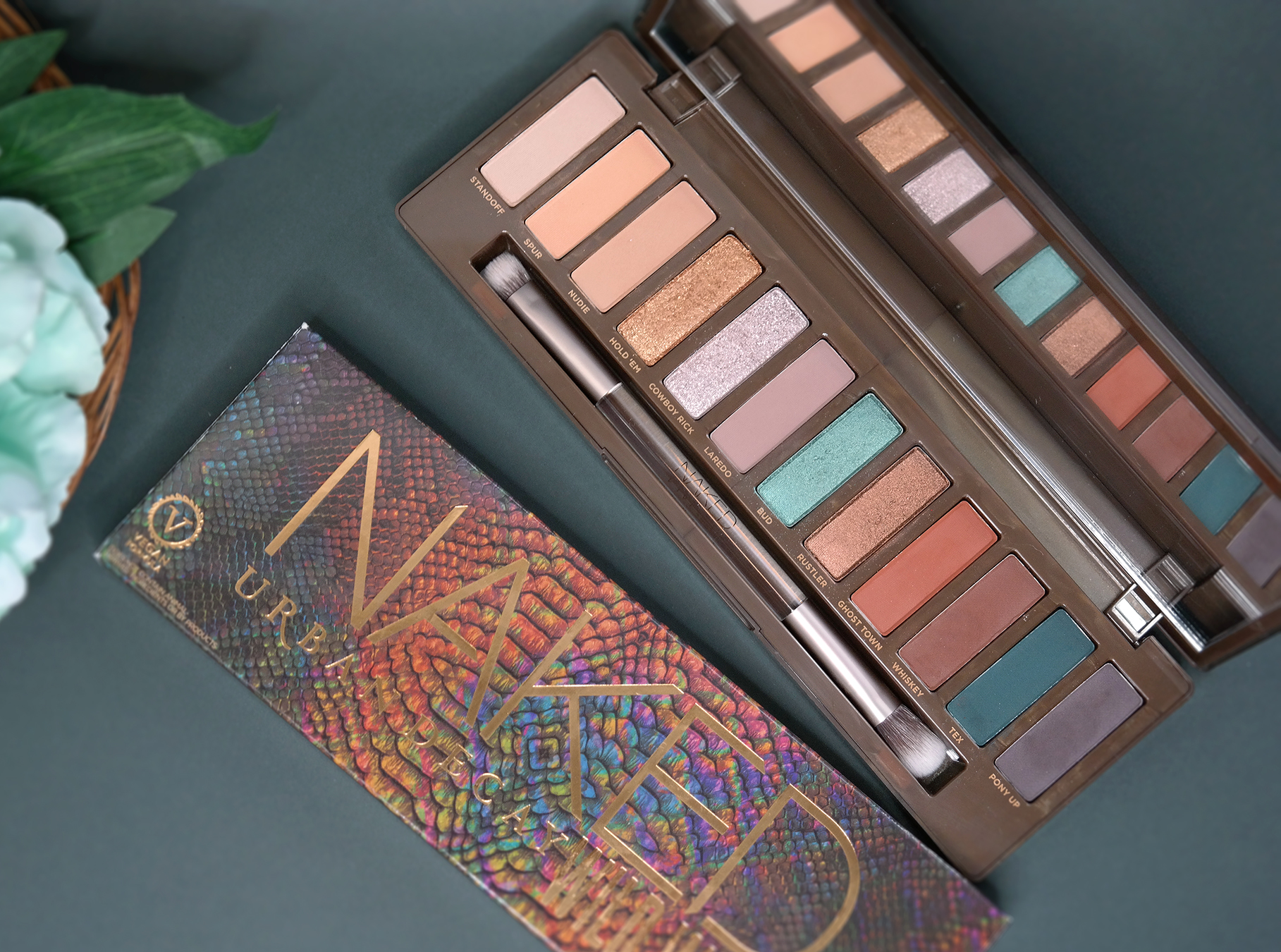 Urban Decay Naked Wild West