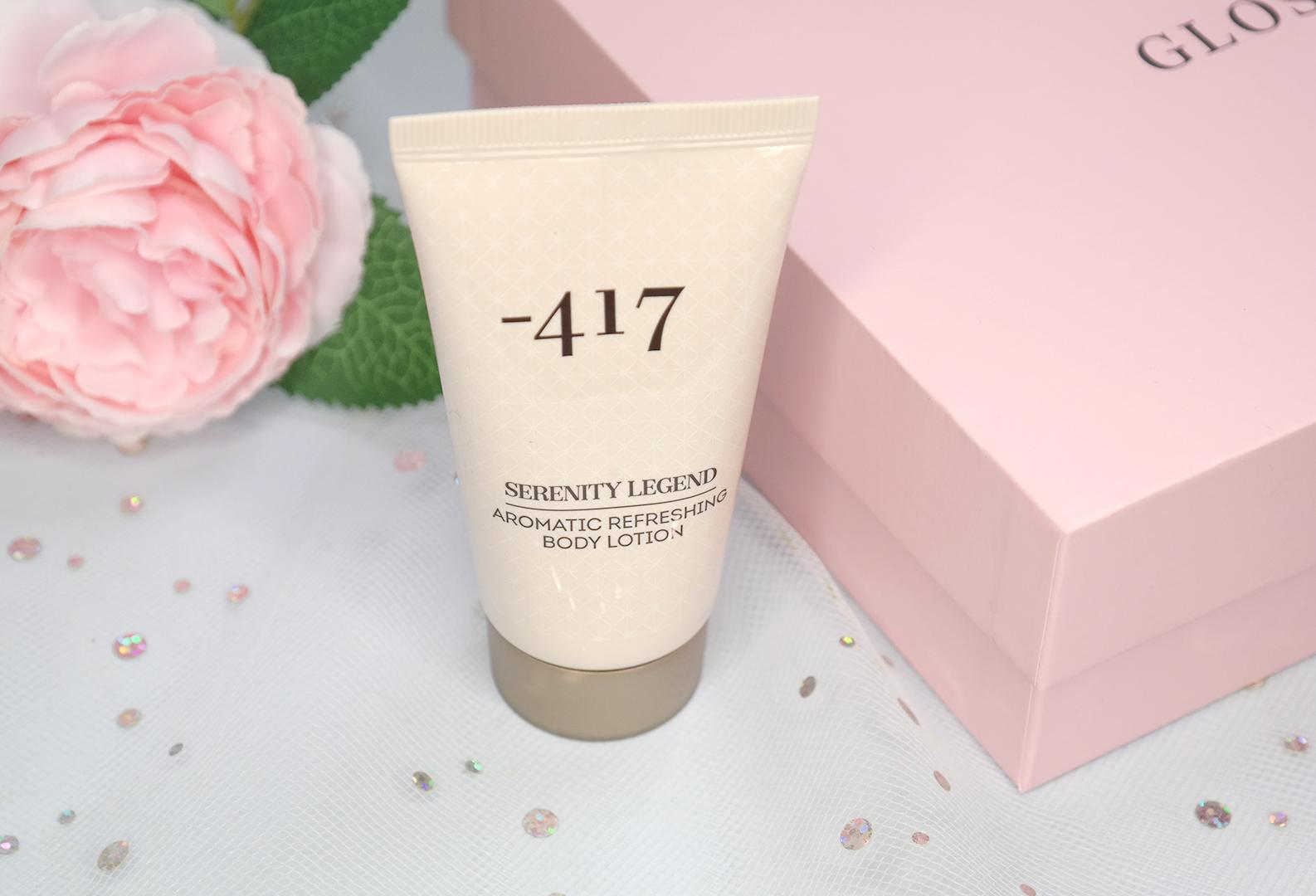Minus 417 Aromatic Refreshing Body Lotion