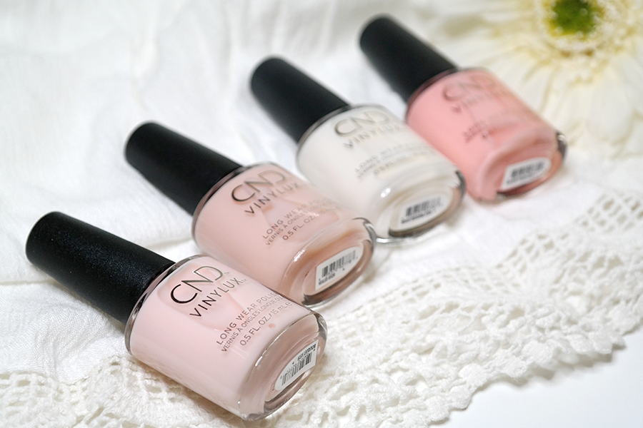 CND Vinylux Yes, I Do Collection