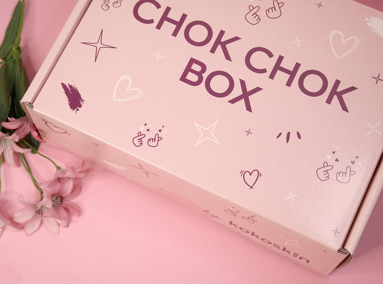Chok Chok Box kauneusboksi