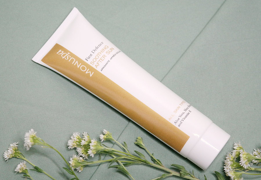 Monuspa First Defence Soothing After Sun