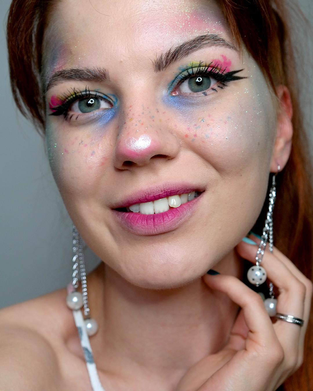erikoinen meikki