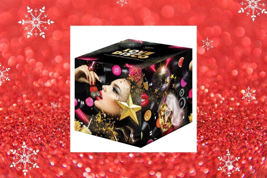 Nyx meikki joulukalenteri 2019