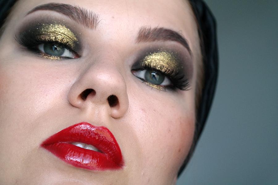 Makeup Revolution meikki